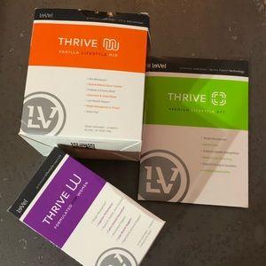 Full Unused Thrive for Women lifestyle pack + DFT